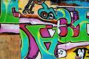 Grafitti Triptych