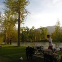 Camping Last Night
