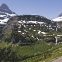 East of Logan Pass