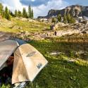 Tent in Basin