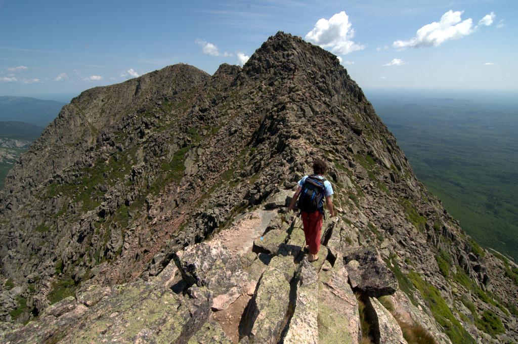 Hiking Mount Katahdin Baxter State Park Michaelsulock Com