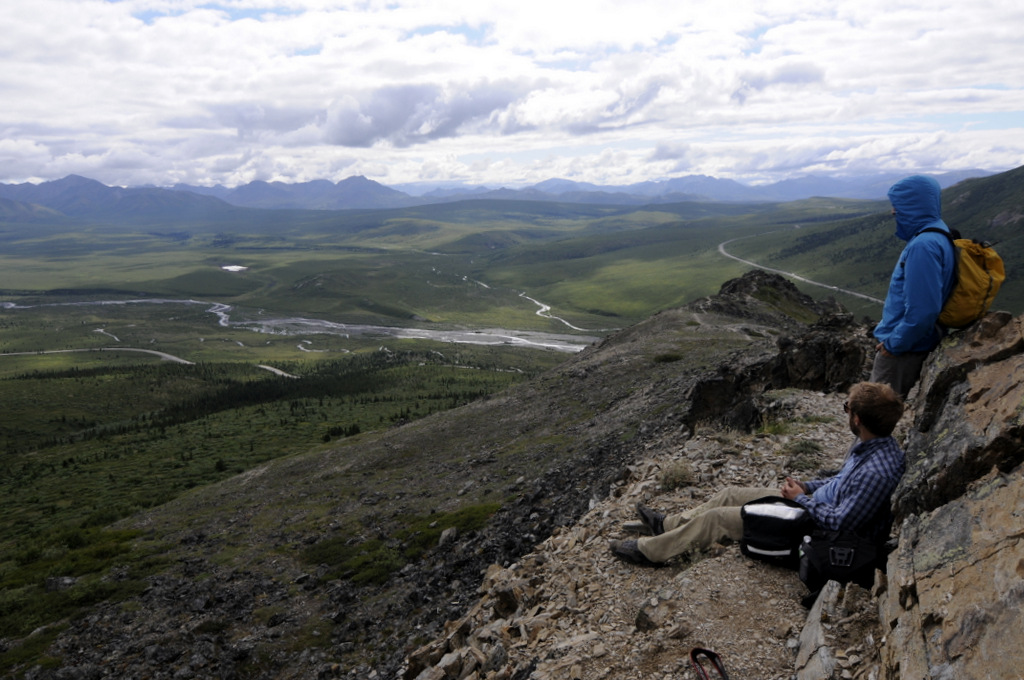 Hiking Denali National Park Michaelsulock Com