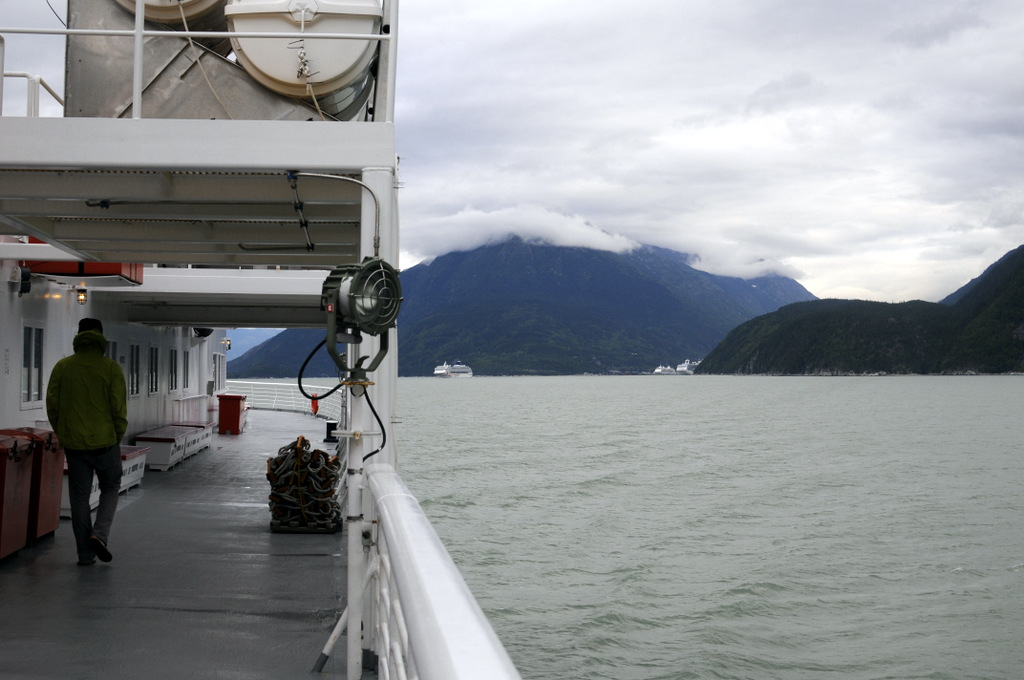 A Ferry Ride: Skagway to Juneau - michaelsulock com