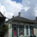 New Orleans Clouds