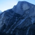 Half Dome Morning