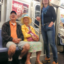 Subway Riding