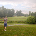 Jon Golfing
