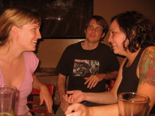 Rebecca, Scott, and Nora